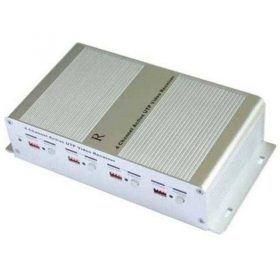 4 CAN BALUN ACTIVO METAL CASE  IV-VB401R