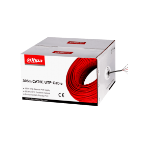 CABLE DAHUA UTP 100% COBRE CAT 5E DH-PFM920I-5EUN